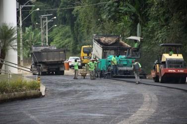 Pavimentação da rua Padre Antônio Eising deve voltar no fim de outubro