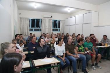 População guabirubense participa de audiências de revisão do plano diretor