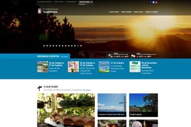 Prefeitura de Guabiruba lança novo Portal do Turismo