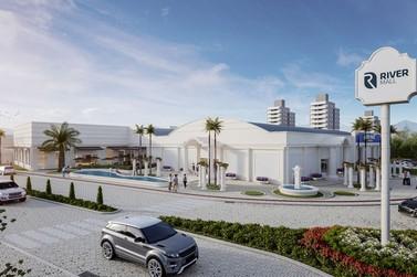 River Mall inaugura nesta quarta-feira (3) com mais de 87% de ocupação