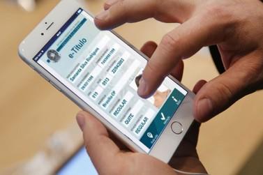 TSE desenvolve aplicativo que dispensa uso do título de eleitor, confira