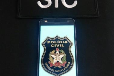 Celular furtado e vendido em página no Facebook é recuperado pela Polícia Civil