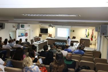 Edital de concessão de abastecimento de água em Guabiruba é apresentado