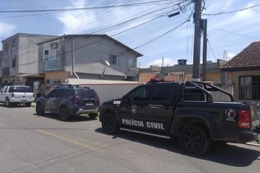 Eletrônicos furtados em Brusque são recuperados em Balneário Camboriú