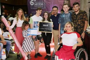 Estudantes do SENAI Brusque conquistam prêmios em competição de moda inclusiva