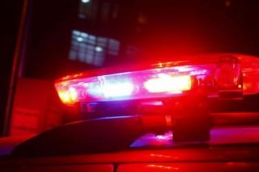 Vítima de acidente entre motocicleta e ônibus está na UTI e corre risco de morte