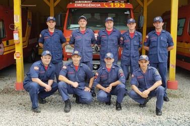 Corpo de Bombeiros de Guabiruba completa 15 anos de corporação na cidade