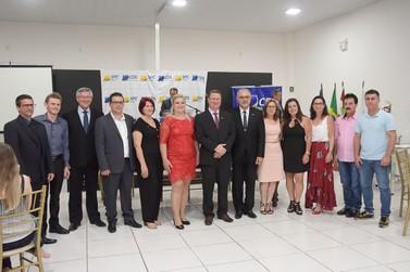 Giovani Ricardo Piaz assume presidência da CDL de Guabiruba