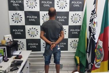 Homem acusado de tentativa de feminicídio em Brusque é preso em RS