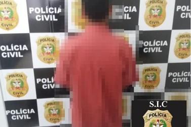 Homem confessa que matou esposa e é preso em São João Batista