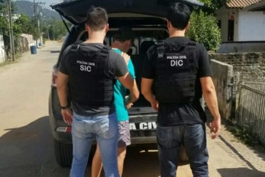 Homem é preso em regime semiaberto pelo crime de ameaça