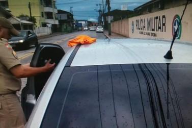 Polícia Militar alerta motoristas para uso adequado de películas