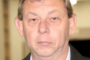 Secretário de agricultura de Guabiruba, Moacir José Boos, pede exoneração