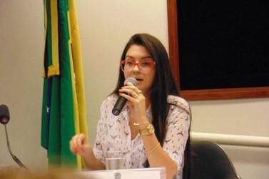 Ana Campagnolo (PSL) é autorizada a receber denuncias contra professores