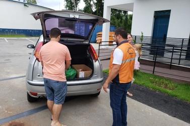 Brusquenses doam milhares de produtos para vítimas de Brumadinho (MG)