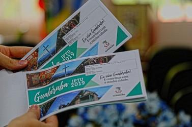 Carnês de IPTU de Guabiruba estarão disponíveis a partir desta quarta (16)