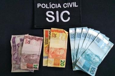 Carteira perdida com R$ 700 é devolvido à vítima