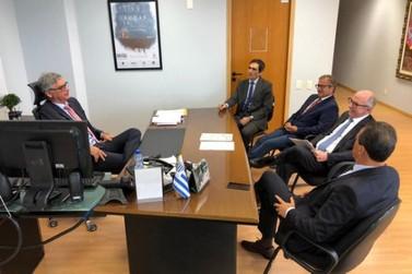 Diretores do Tribunal de Justiça catarinense se reúnem pela primeira vez no ano