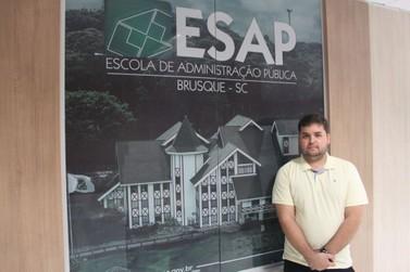 Escola de Administração Pública recupera prestígio no Governo de Brusque