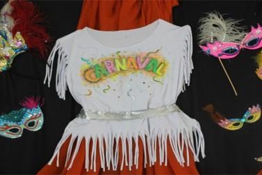 Fundação Cultural promove oficina de customização de camisetas
