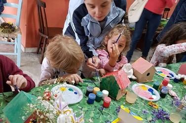 Jardim de infância baseado no método Waldorf inicia ano letivo em fevereiro