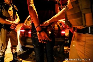 Polícias Militar e Civil realizam ações efetivas contra tráfico de drogas