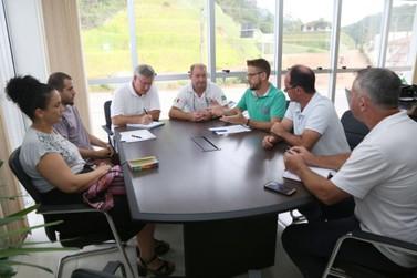 Reunião define parceira entre ACIG e Prefeitura na Festa Italiana