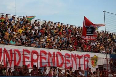 Brusque divulga valores dos ingressos para jogo diante do Atlético-GO