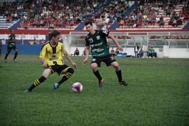 Congresso Técnico do Campeonato Amador de Futebol é nesta quarta-feira