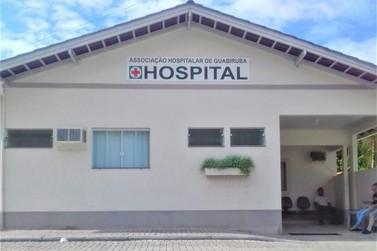Hospital de Guabiruba pode ser administrado por Azambuja