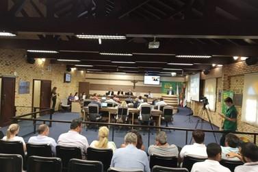 Legislativo aprova a terceirização da limpeza de terrenos abandonados