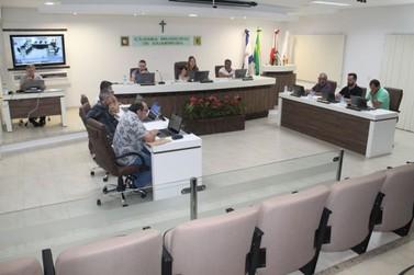Legislativo realiza primeira sessão ordinária de 2019