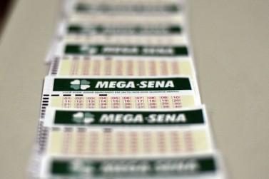 Mega-Sena acumula e prêmio vai a R$ 43 milhões