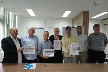 Prefeitura de Brusque e Curso de Medicina da Unifebe firmam parceria
