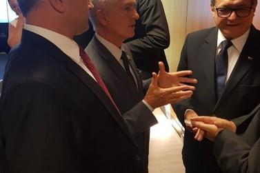 Presidente da ACAFE participa de reunião com o Ministro da Educação