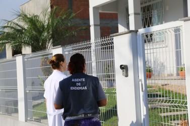 Vigilância Epidemiológica de Guabiruba alerta sobre perigos do Caramujo Africano