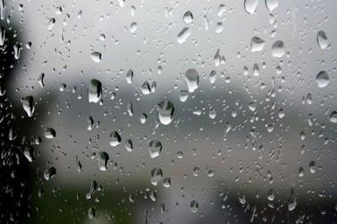Volume de chuvas são monitorados órgãos especializados