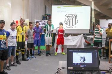 Campeonato Municipal de Futebol Amador de Brusque começa neste sábado