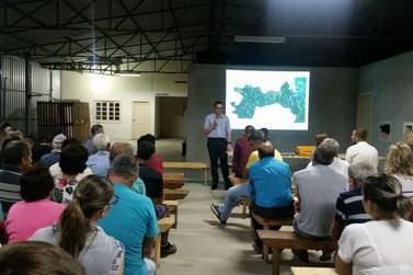 Construção de condomínios na Cristalina são debatidos durante reunião