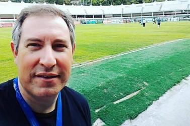 Morre o jornalista sobrevivente do acidente com a Chapecoense, Rafael Henzel