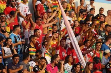 PM confirma que delegação do Marcílio Dias usou gás de pimenta contra torcida
