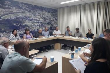Sinduscon realiza primeira reunião ordinária após posse de Ademir Pereira