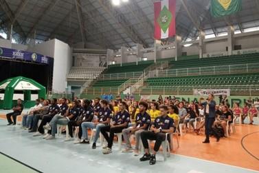 65 esportistas são contemplados com bolsa-atleta em Brusque