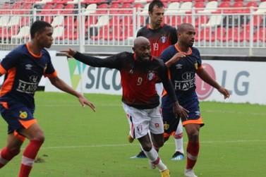 Brusque vence Joinville fora de casa em jogo-treino