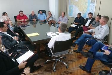 CDL Brusque reivindica providências sobre obras na rodovia