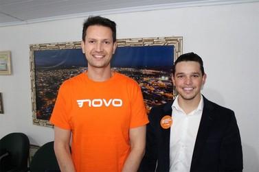 Deputados do partido NOVO estarão em Brusque no próximo sábado (4)