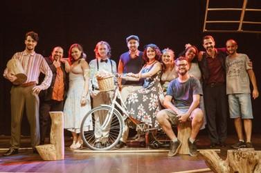 'Fanny, A Rainha da Cidade' volta ao palco do Teatro do Cescb de 3 a 5 de maio