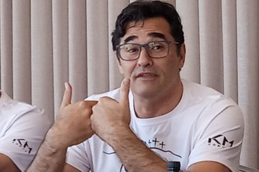Luciano Szafir visita Centro Administrativo da Havan