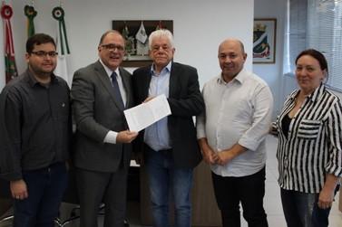 Prefeitura de Brusque firma convênio com a Udesc para capacitar servidores