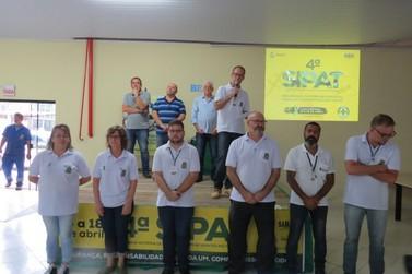 Prefeitura promove Semana Interna de Prevenção de Acidentes no Trabalho